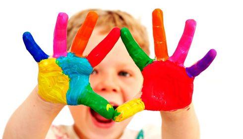 все для детского творчества
